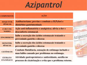 fórmula natural do AZIPANTROL que está acabando com os sintomas da gastrite nervosa